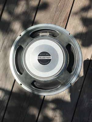 Celestion G12p 80 Speaker for Sale in Santa Monica, CA