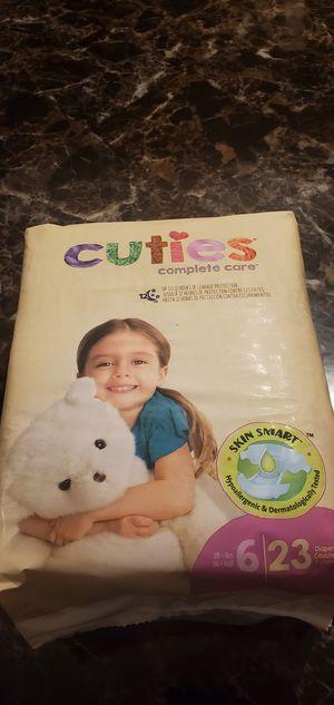 Cuties diapers for Sale in Phoenix, AZ