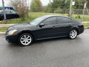 2007 Nissan Maxima for Sale in FAIRMOUNT HGT, MD