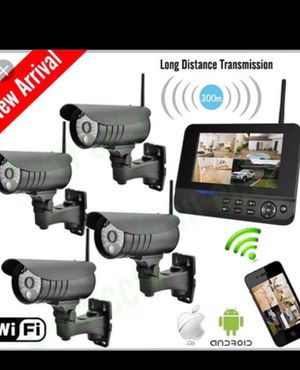 Security cameras for Sale in Davenport, IA