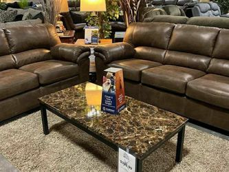 Bladen Coffee Living Room Set (SOFA and LOVESEAT for Sale in Round Rock,  TX