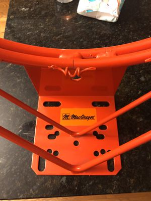 2 MacGregor basketball rims for Sale in Romeoville, IL