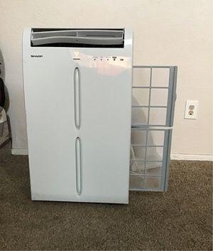 Sharpe portable air conditioner with remote for Sale in Stockton, CA