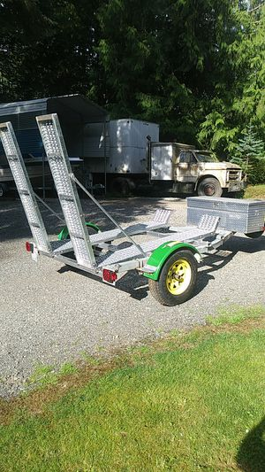 Utility trailer for Sale in Snohomish, WA