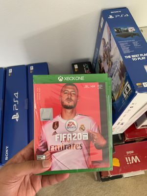Fifa 20 Xbox one new sealed for Sale in Bellflower, CA