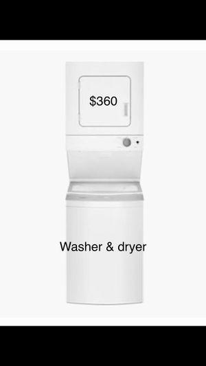 Lavadora y secadora for Sale in San Bernardino, CA