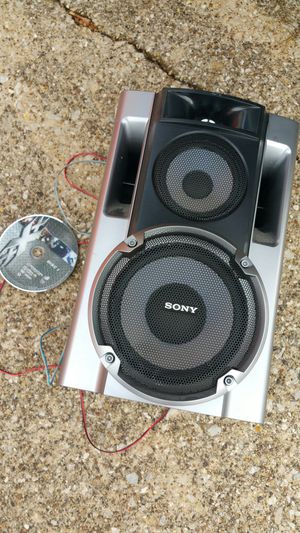 Sony home theater Speakers, $9 each. Working for Sale in Dallas, TX