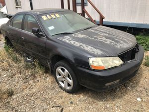 Parting out 2002 Acura 3.2TL for Sale in Oakland, CA