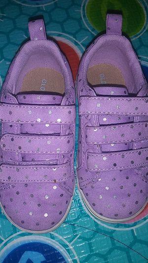 purple polka dot sneakers for Sale in Opa-locka, FL
