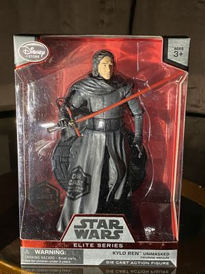 Star Wars Elite Series - Kylo Ren Unmasked - New for Sale in La Puente, CA