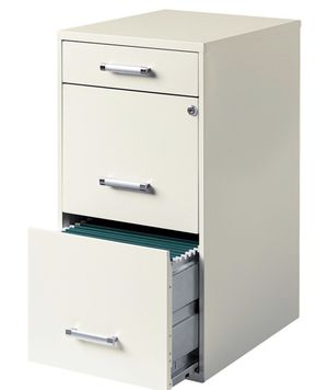 3 Drawer File Cabinet (Damaged) for Sale in Victorville, CA
