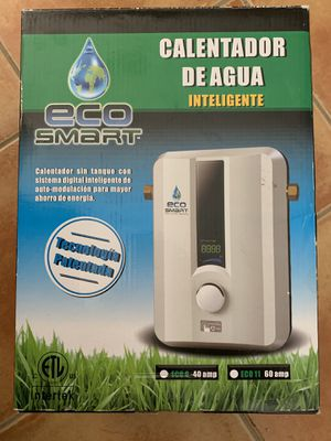 Tankless water heater/electric for Sale in Miami, FL