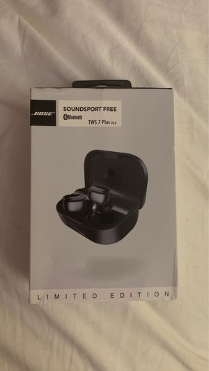 Limited edition BOSE bluetooth headphones with mic for Sale in Las Vegas, NV
