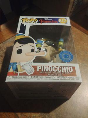 Funko pop Disney Exclusive POPinaBox Pinocchio for Sale in Seattle, WA