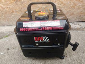 Champion 1000watt generator. Workes as it should for Sale in Federal Way, WA