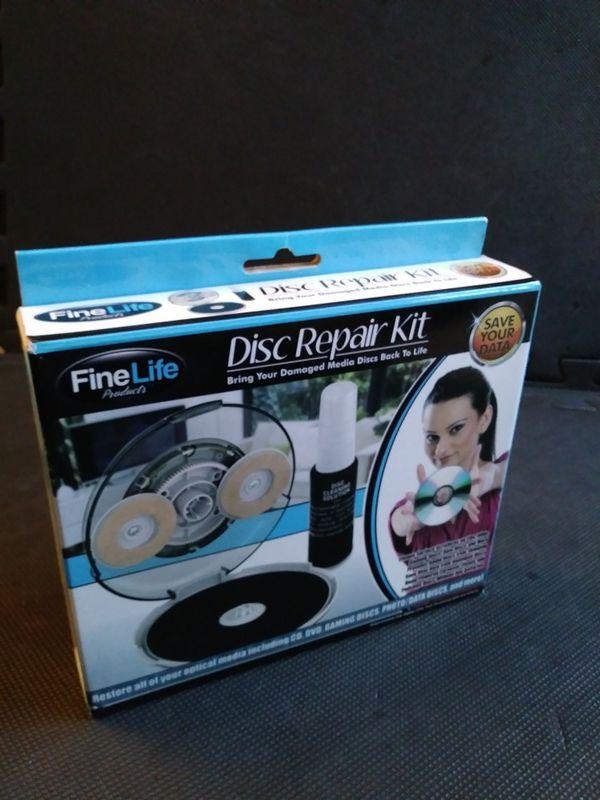 Disk Repair Kit