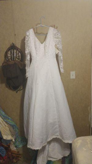 Jc penney wedding dress for Sale in Elkton, FL