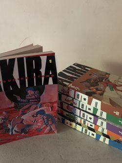 Complete Akira Series Comic Book for Sale in Pico Rivera,  CA