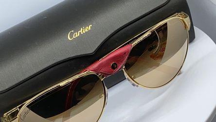 Cartier Aviator Mens Sunglasses for Sale in Orlando,  FL