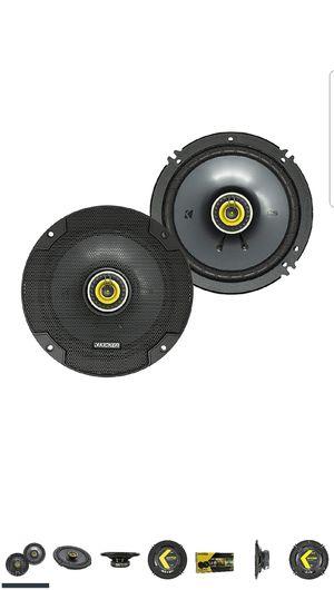 "Kicker 46CSC654 Car Audio 6 1/2"" Coaxial for Sale in San Diego, CA"