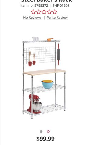 New baker rack for Sale in Maricopa, AZ