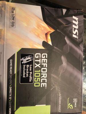 GTX 1050 for Sale in Gaithersburg, MD