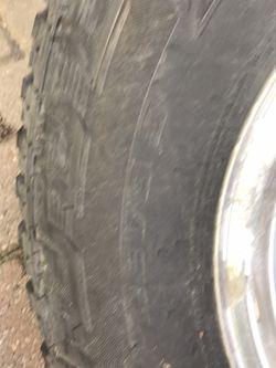4 Tires w/ Rims for Sale in Barrington,  IL