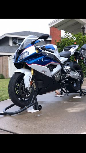 2016 BMW S1000 RR MOTORCYCLE for Sale in Orange, CA