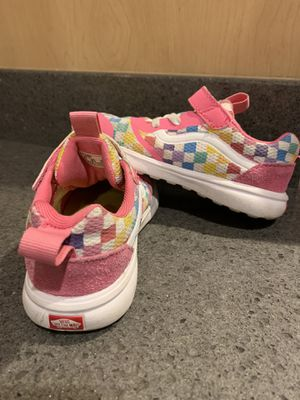 VANS toddler size 10 for Sale in San Diego, CA