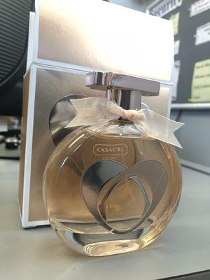 "Coach ""coach love"" perfume 3.4 OZ for Sale in Newton, KS"