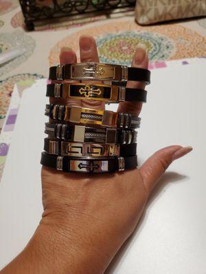 Men's bracelets for Sale in E RNCHO DMNGZ, CA
