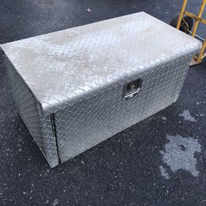 Truck Frame Toolbox - Aluminum for Sale in Winfield, PA