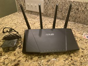 ASUS RT-AC87U AC2400 Dual Band Gigabit Router WiFi for Sale in Bothell, WA