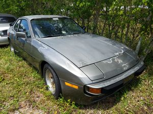 Porsche 944,5spd,Rare BBS Wheels,Real Money Maker for Sale in Fort Lauderdale, FL