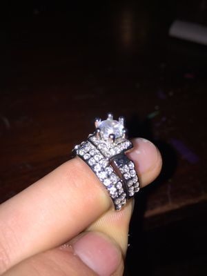 Wedding ring set for Sale in Columbia, TN