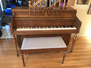 George Steck Piano for Sale in Buffalo, NY