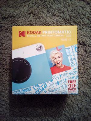 Kodak Printomatic Digital Camera w/ Internal Printer for Sale in Colorado Springs, CO