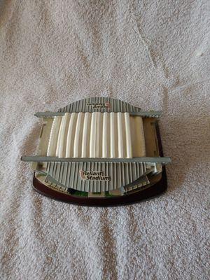 Reliant Stadium Danbury Mint Replica - Rare for Sale in Fort Worth, TX