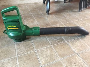 Weed Eater Ground Sweeper (Read Description) for Sale in Phoenix, AZ