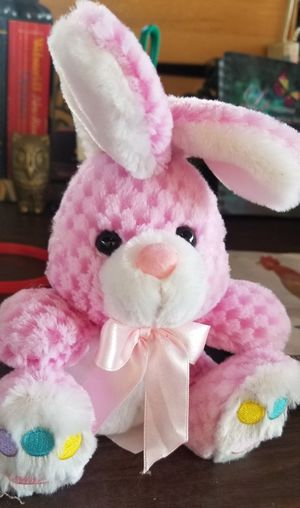 "EASTER BUNNY PLUSHIE APPX 8"" *NEW for Sale in Phoenix, AZ"