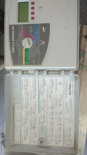Rain bird sprinkler programming system for Sale in Fresno, CA