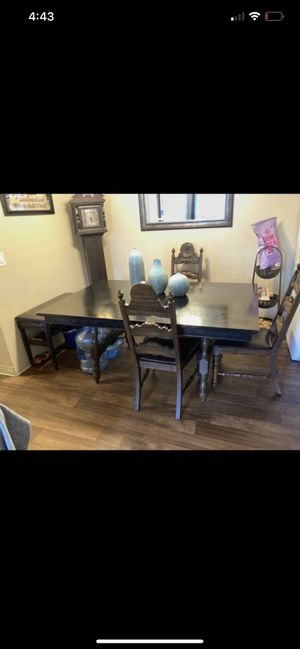 Dining table wood for Sale in San Diego, CA