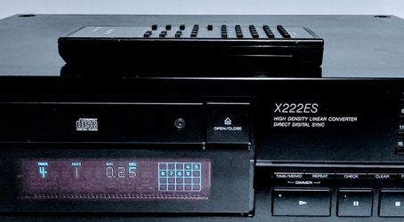 Sony CDP-X222ES ES series CD player for Sale in Kirkland,  WA