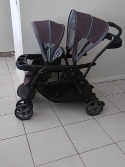 Stroller Graco double Firm for Sale in Fort Myers,  FL