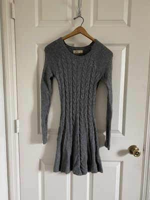 Hollister grey sweater dress for Sale in Orlando, FL