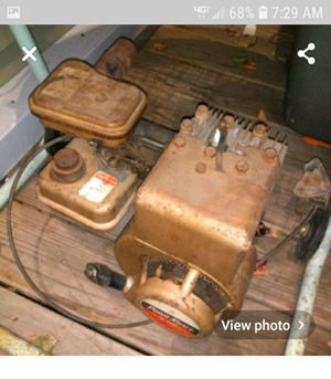 Motor, 2hp gas for Sale in Lowell, MA
