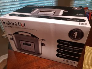 Instant Pot 11-in-1 Aura Pro 8 qt for Sale in Austin, TX