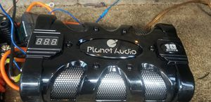 Planet audio 10 fraud capacitor automotive for Sale in Monroe, NC