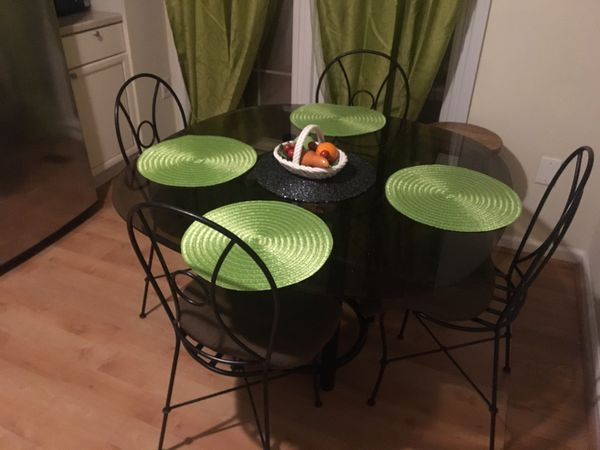 Glass table for sale