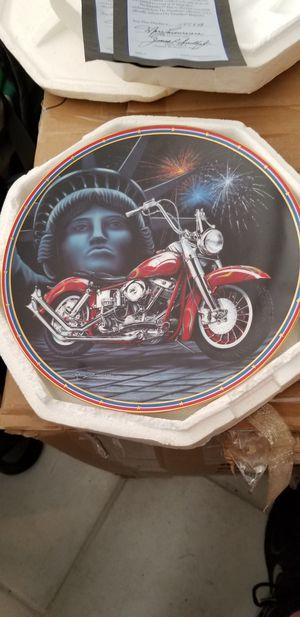 Easyrider Harley Motorcycle plates harley davidson for Sale in Alameda, CA
